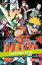 Naruto - The Movie: Die Legende des Steins von Gelel