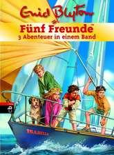 Fünf Freunde. Sammelband 02
