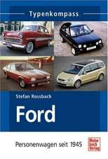 Typenkompass Ford