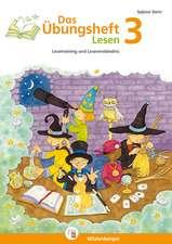 Das Übungsheft Lesen 3