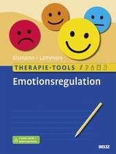Therapie-Tools Emotionsregulation