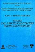 Stress Und Psychosomatisches Erkrankungsrisiko