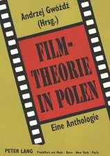 Filmtheorie in Polen. Eine Anthologie