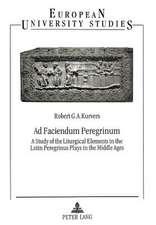 Ad Faciendum Peregrinum
