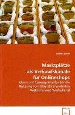 Marktplätze als Verkaufskanäle für Onlineshops