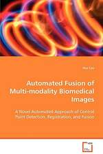 Automated Fusion of Multi-modality Biomedical Images