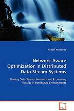 Network-Aware Optimization in Distributed Data StreamSystems