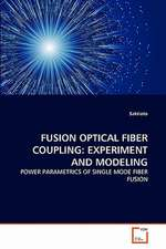 Fusion Optical Fiber Coupling