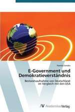 E-Government und Demokratieverständnis