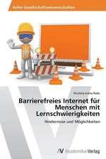 Barrierefreies Internet für Menschen mit Lernschwierigkeiten
