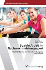 Soziale Arbeit im Nachwuchsleistungssport