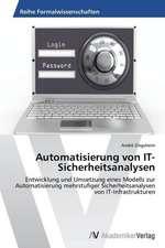Automatisierung von IT-Sicherheitsanalysen
