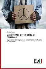 L'Assistenza Psicologica Al Migrante:  A Focus on Earthquake Models
