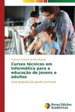 Cursos Tecnicos Em Informatica Para a Educacao de Jovens E Adultos:  Anjo Negro E a Falencia Da Familia
