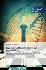 Diversity's Double Helix:  An Exploration