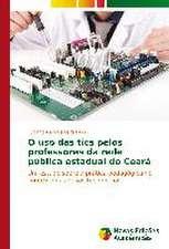 O USO Das Tics Pelos Professores Da Rede Publica Estadual Do Ceara:  Producao Em Diferentes Estandes de Plantas Na Amazonia