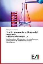 Studio Immunoistochimico del Recettore C-Kit E Dell'ormone LH:  Analytical Measurements and Models