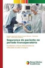 Seguranca Do Paciente No Periodo Transoperatorio:  Um Enfoque Na Prevencao Da Doenca Renal