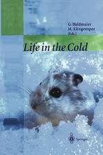 Life in the Cold: Eleventh International Hibernation Symposium