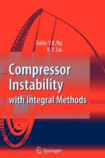 Compressor Instability with Integral Methods