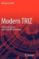 Modern TRIZ