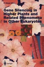 Gene Silencing in Higher Plants and Related Phenomena in Other Eukaryotes