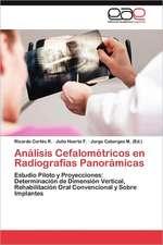 Analisis Cefalometricos En Radiografias Panoramicas:  Figurillas de Camelidos En Tumbas Incaicas