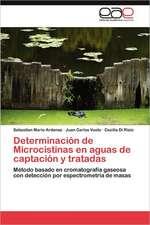 Determinacion de Microcistinas En Aguas de Captacion y Tratadas:  La Experiencia de Brasil y Cuba