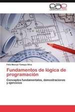 Fundamentos de Logica de Programacion:  En El Hombre del Acordeon de Marcio Veloz M.