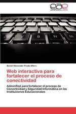 Web Interactiva Para Fortalecer El Proceso de Conectividad:  Plomo y Metilfenidato