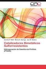 Catalizadores Bimetalicos Sulforresistentes:  A Caixa Magica Da Criacao