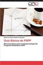 Guia Basica de Pspp:  Fuerzas Armadas y Gobernabilidad