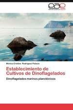 Establecimiento de Cultivos de Dinoflagelados