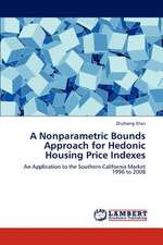 A Nonparametric Bounds Approach for Hedonic Housing Price Indexes