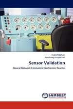 Sensor Validation