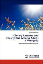 Dietary Patterns and Obesity Risk Among Adults in Mongolia