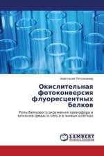 Okislitel'naya fotokonversiya fluorestsentnykh belkov