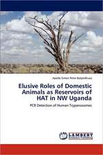 Elusive Roles of Domestic Animals as Reservoirs of HAT in NW Uganda