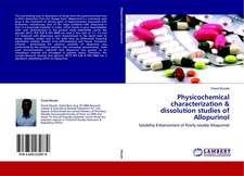 Physicochemical characterization & dissolution studies of Allopurinol