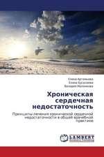 Khronicheskaya serdechnaya nedostatochnost'