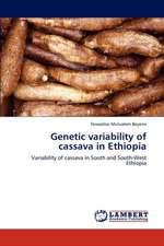 Genetic variability of cassava in Ethiopia