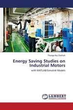 Energy Saving Studies on Industrial Motors