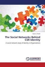 The Social Networks Behind CSR Identity