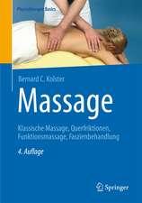 Massage: Klassische Massage, Querfriktionen, Funktionsmassage, Faszienbehandlung