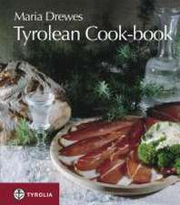 Tyrolean cook-book