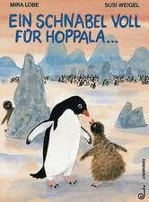Ein Schnabel voll für Hoppala ...