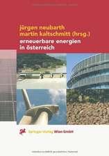 Erneuerbare Energien in Österreich: Systemtechnik, Potenziale, Wirtschaftlichkeit, Umweltaspekte