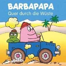 BARBAPAPA - Quer durch die Wüste