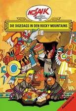 Die Digedags, Amerikaserie 05.Die Digedags in den Rocky Mountains