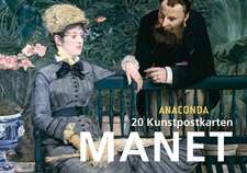 Postkartenbuch Edouard Manet